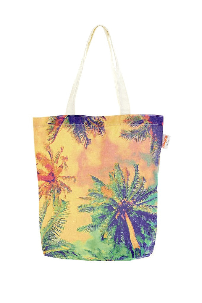 Palm Days Tote