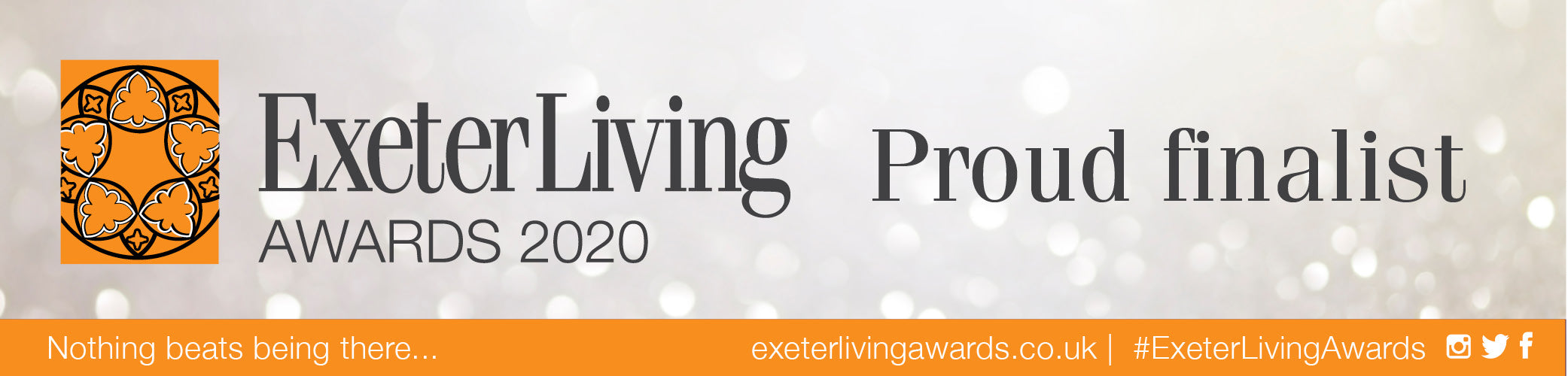 ExeterLiving Proud Finalist
