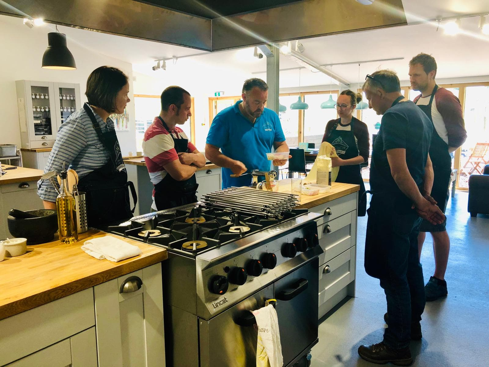 Ground Up Cookery School Devon