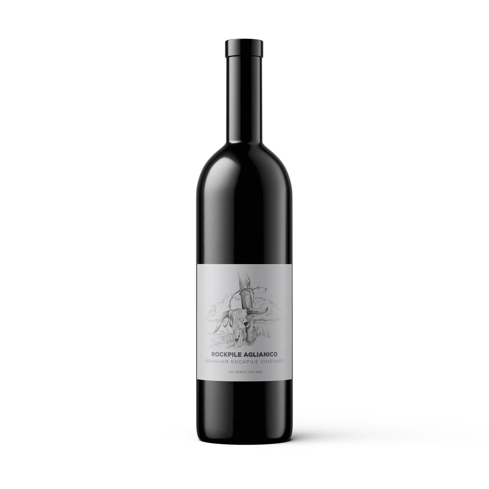 2019 Hobo Aglianico, Branham Vineyard, Rockpile