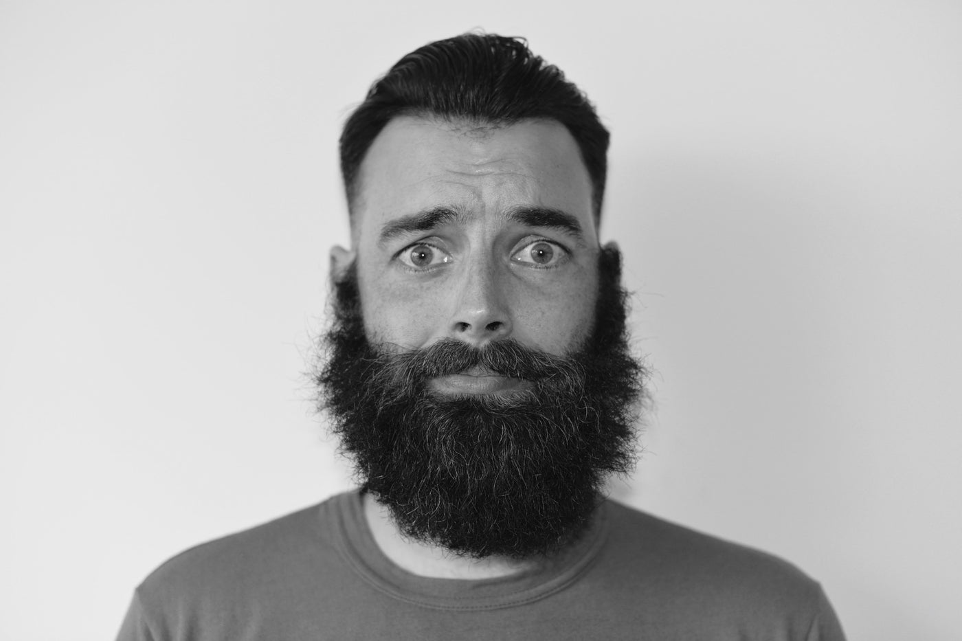 Neglecting To Trim Your Beard