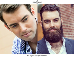 Beard Growth 101: The secret life of your growing beard