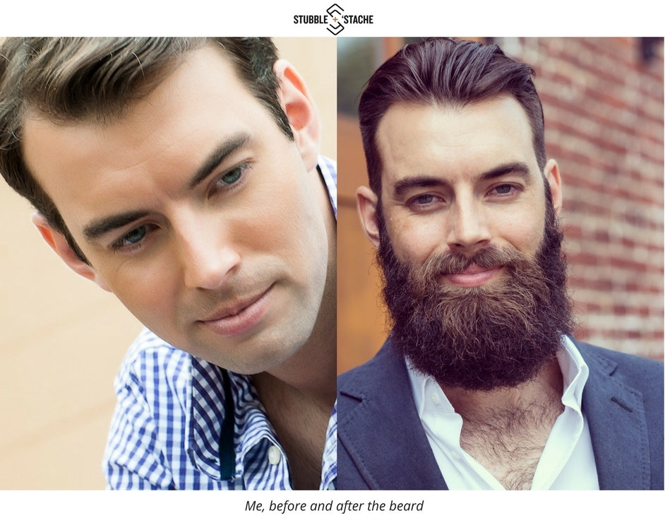 Beard Growth 101 The Secret Life Of Your Growing Beard Stubble Stache