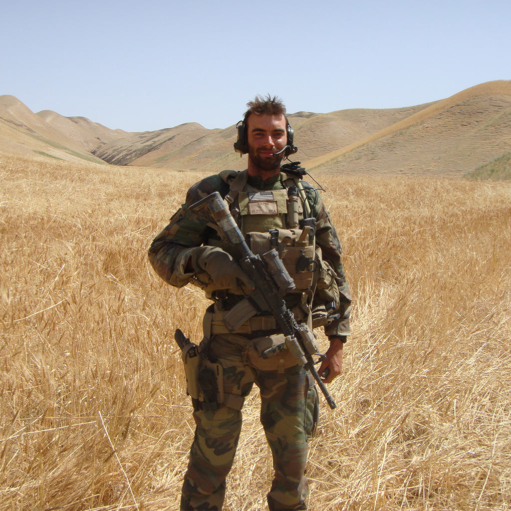 Nick in Afghanistan