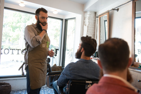 What to ask the barber when you get your beard trimmed