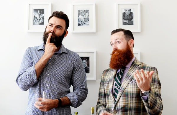 Why Do Men Grow Beards? | stubble & 'stache