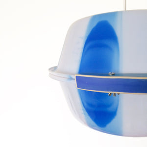 Lampe ChriFtine /// Blue XL