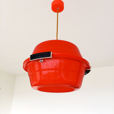 Lampe ChriFtine /// Red