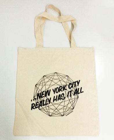 ...NYC Really Has It All Tote