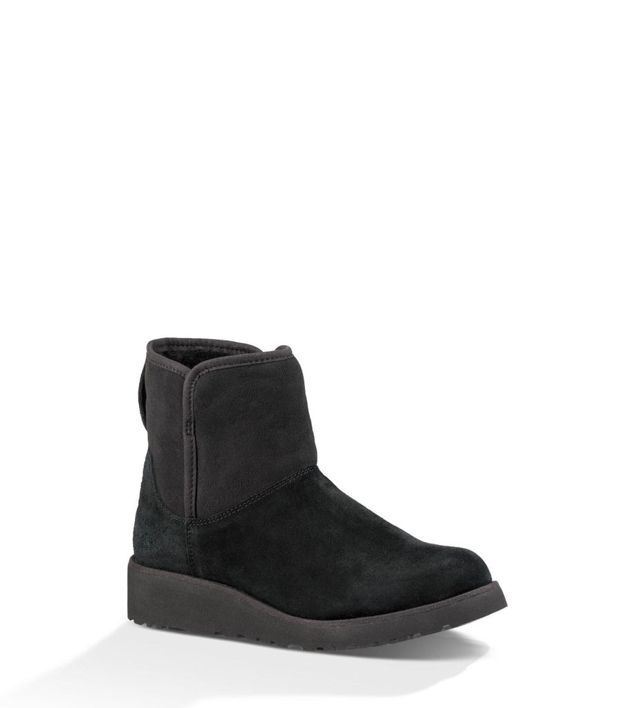 UGG Australia Women's Kristin Classic Slim Mini Boot | Black