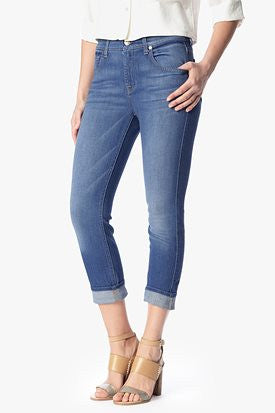7 For All Mankind Cropped Relaxed Skinny | Pinnacle Malibu
