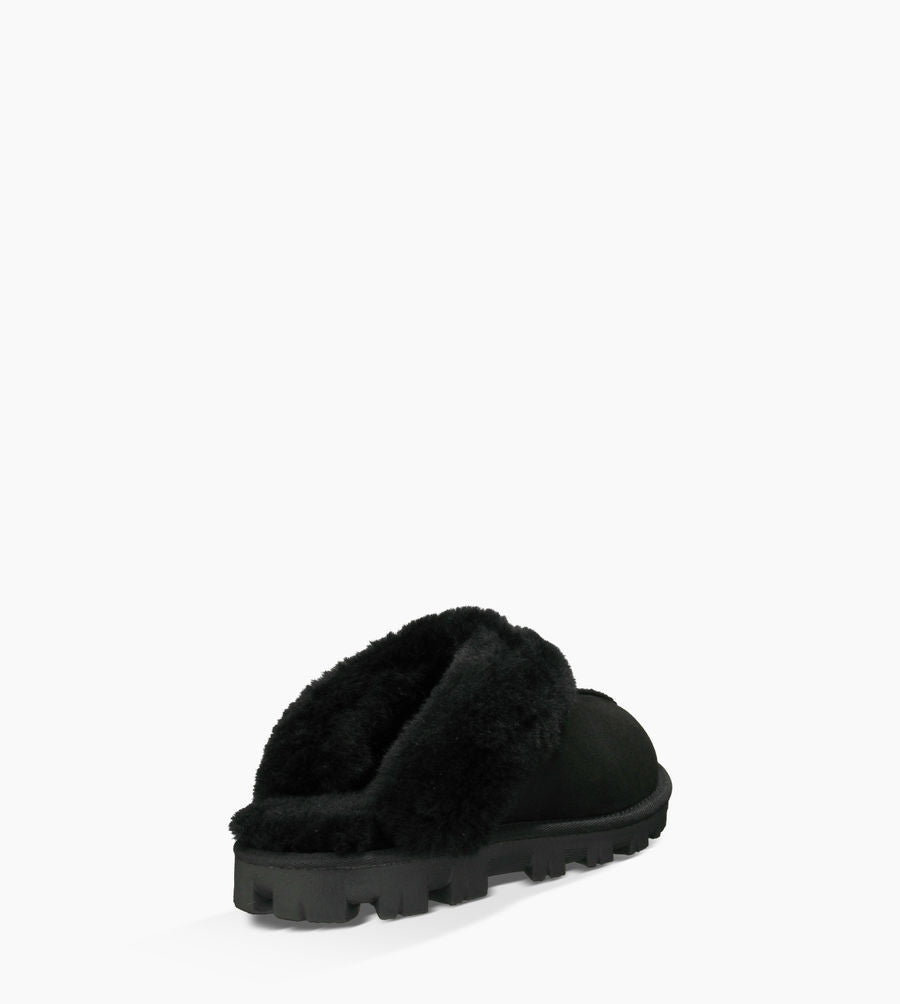 UGG Australia Women's Coquette Slipper | Chestnut, Black