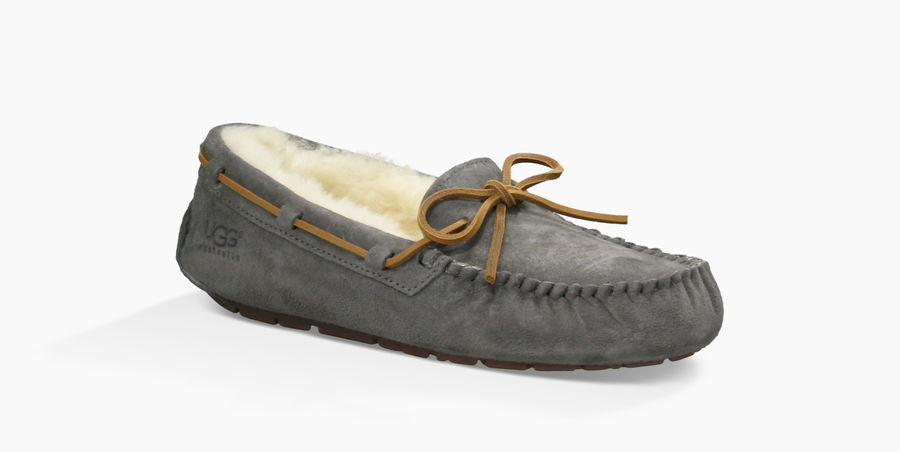 Ugg Australia Women's Dakota Slipper | Black | Chestnut | Pewter | Canvas | Tobacco