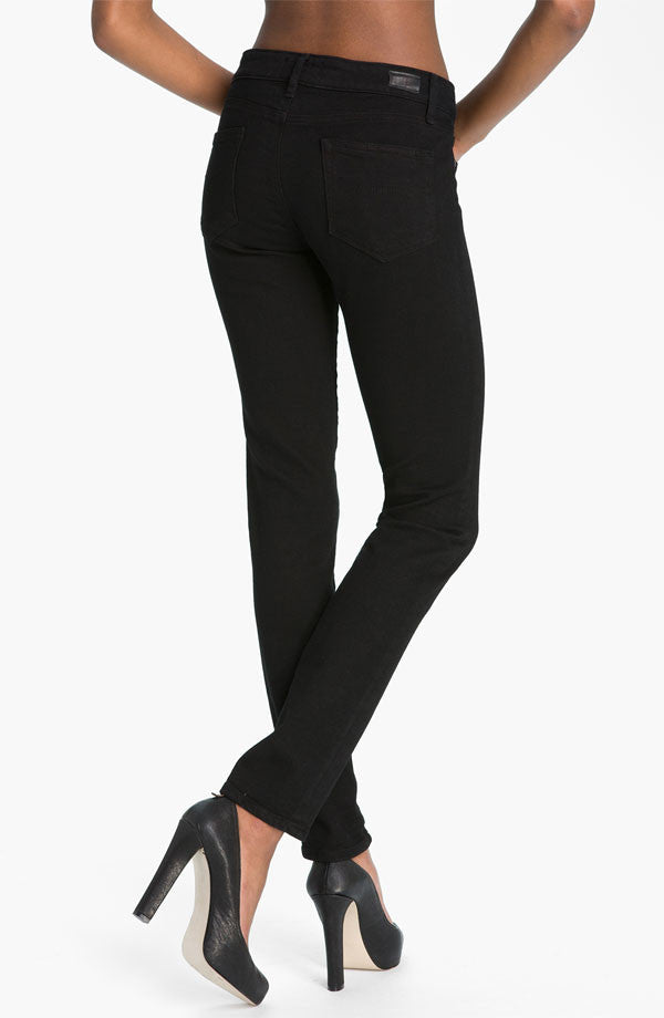 Paige Denim Skyline Skinny | Black Ink | Pinnacle Malibu