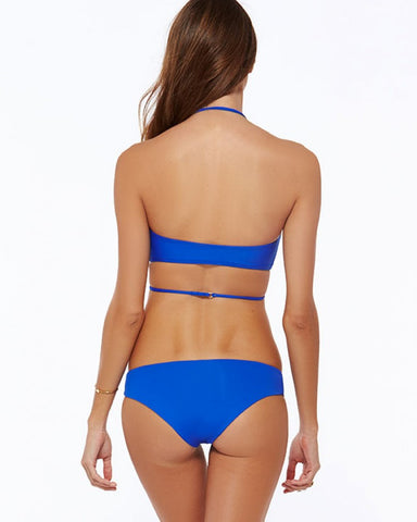 L*Space Lydia Bottom Classic | Royal Blue