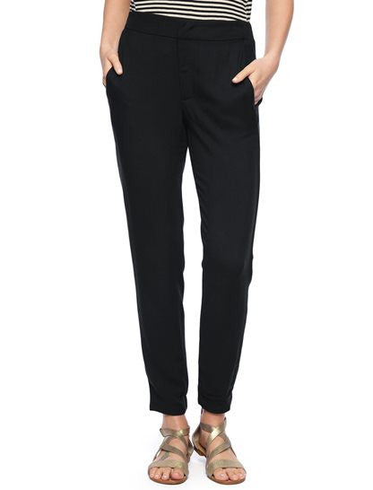 Splendid Twill Pants | Black | Pinnacle Malibu