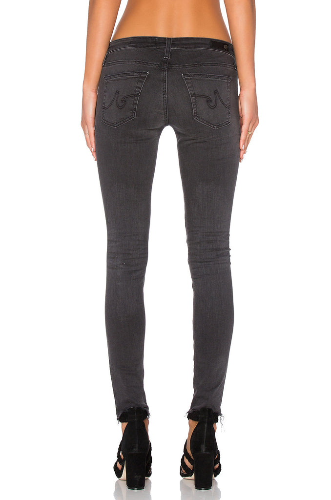 AG Jeans The Legging Ankle | 10 Years Well Worn Black
