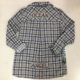 MOJO MEDICINE ONE OF A KIND Ocean Angel Patchwork Flannel (Billabong)