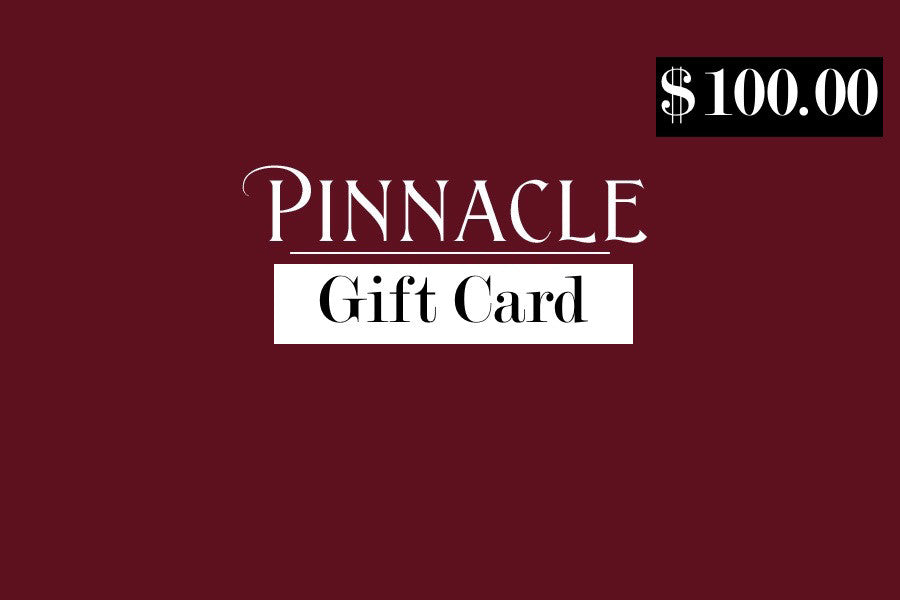 PINNACLE GIFT CARD