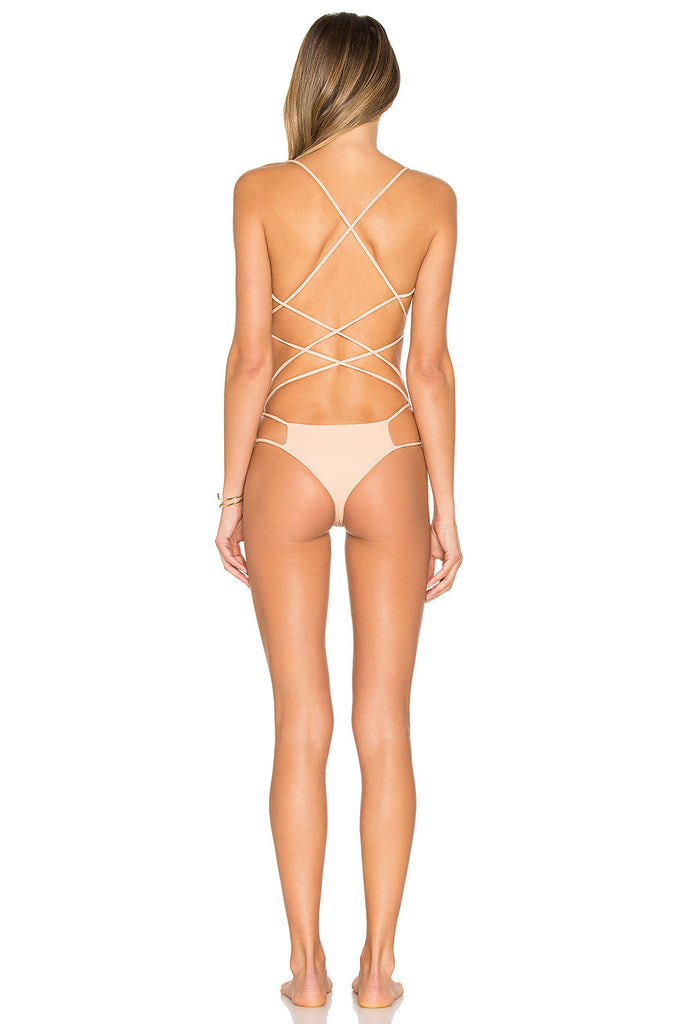 INDAH Swim Axle Strappy One Piece | Jailbird | SALE