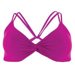 L*Space Hartley Top | Bright Fuchsia
