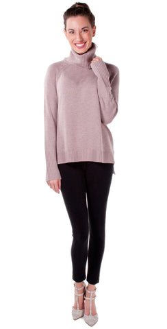 Michael Stars Cashmere Blend Turtleneck | Sale