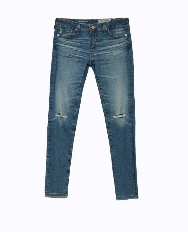 AG Jeans The Legging Ankle | 17 Years Roving Wind | SALE