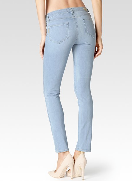 Paige Denim Skyline Ankle Peg | Cruz Transcend | SALE-as is