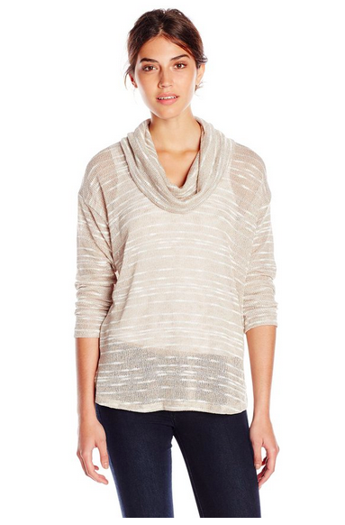 Splendid Upstate Cowl Neck Tunic | SALE