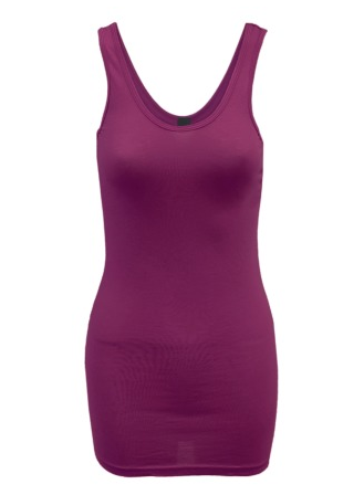 Bobi Basic Scoop Tank | Sangria