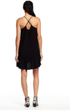 Michael Stars Spaghetti Strap Cross Back Dress | Nocturnal