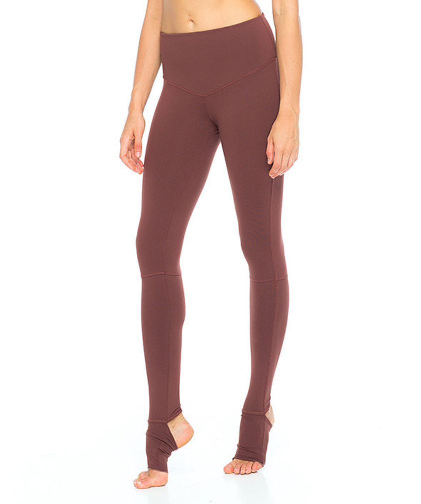 Indah Body Popsicle Solid Legging with Stir-up bottom
