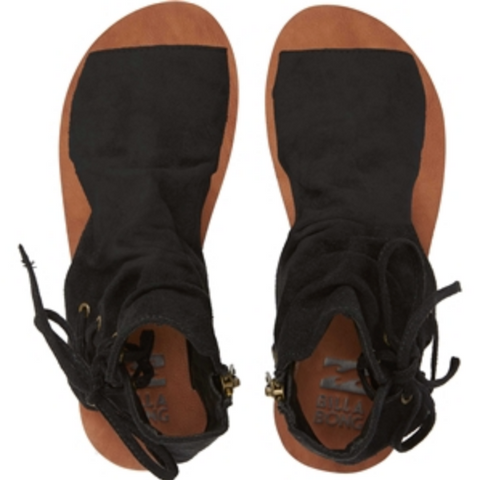 Billabong Women's East Of Eden 2 Sandals | Black