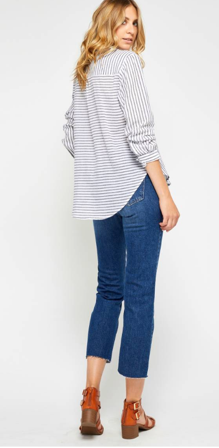 Gentle Fawn Royce Top | Summer Stripe