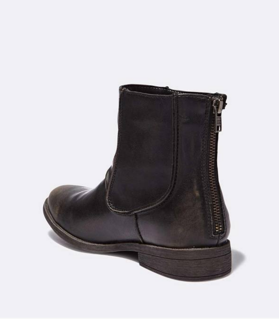 Billabong Women's Out My Way Ankle Boot | Off Black