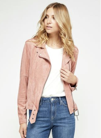 Gentle Fawn Ramona Jacket | Blush Pink
