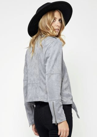 Gentle Fawn Ramona Jacket | Slate Grey