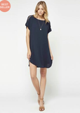 Gentle Fawn Hera Dress | Navy