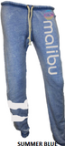 MALIBU SWEATS The Rainbow Collection | Ocean Drive super soft fleece sweatpants
