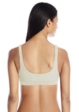 Billabong Women's Line Up Tank Ribbed Bikini Top | Seashell