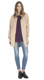 Gentle Fawn Rafferty Coat Jacket | Tawny