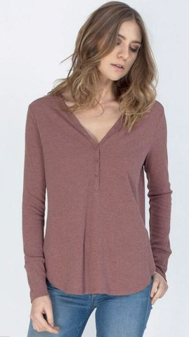 Gentle Fawn Balance Top | Heather Cardinal