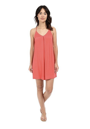 Michael Stars Modern Rayon Cami Tank Dress | Sea Lily