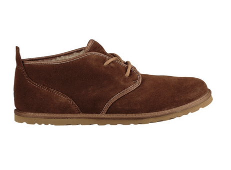 UGG Men's Maksim Leather Chukka Shoe | Tamarind