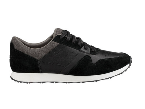 UGG Men's Trigo Sneaker | Black