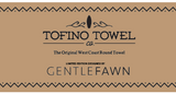 Gentle Fawn X Tofino Towel Company LIMITED EDITION ARROW TOWEL