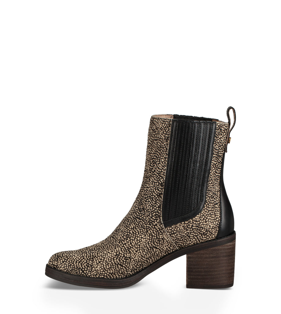 UGG Women's Camden Exotic Chelsea Boot | Exotic Black Dotted