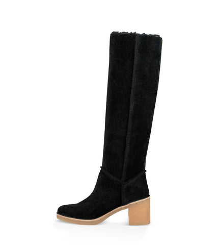 UGG Women's Kasen Tall Boot | Black | SALE