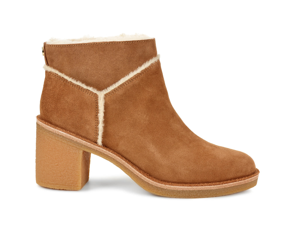 UGG Women's Kasen Ankle Boot | Chestnut