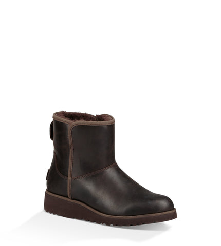 UGG Australia Women's Kristin Leather Classic Boot | Stout